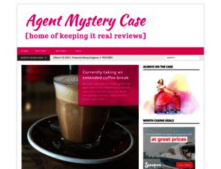 agentmysterycase.com screenshot