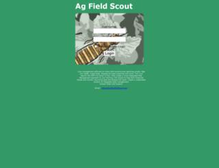 agfieldscout.com screenshot
