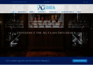 agglass.com screenshot