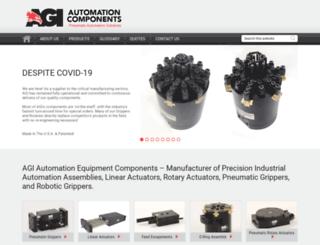 agi-automation.com screenshot