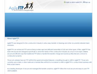 agileftp.net screenshot