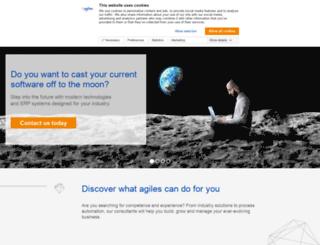 agiles.com screenshot
