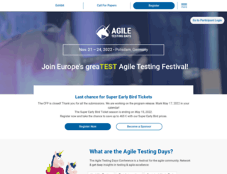 agiletestingdays.com screenshot
