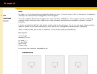 agimpex.diytrade.com screenshot