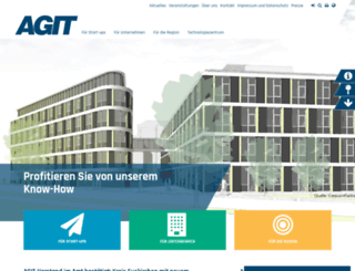 agit.de screenshot