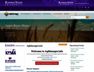 agmanager.info screenshot