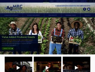 agmrc.org screenshot