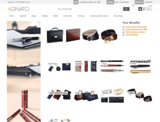 agnato.com screenshot