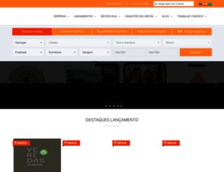 agnelloimoveis.com.br screenshot