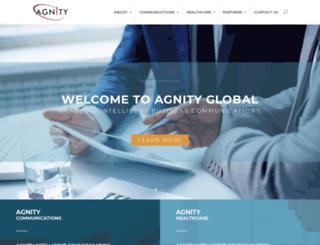 agnity.com screenshot