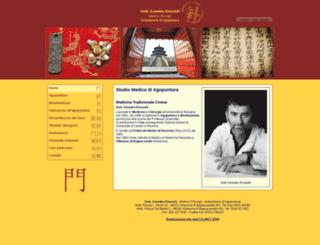 agopunturarossetti.it screenshot