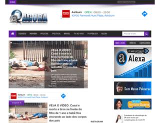 agorapb.com.br screenshot