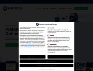 agpmedia.de screenshot