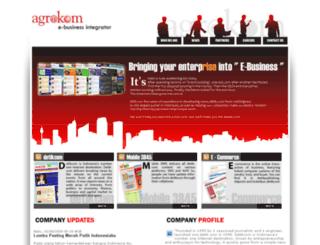 agrakom.com screenshot