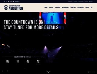 agribition.com screenshot