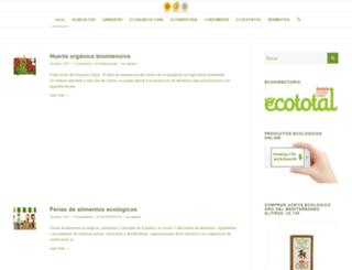 agricultura-ecologica.com screenshot