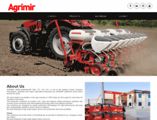 agrimir.com screenshot