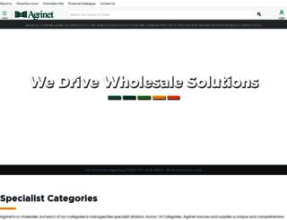 agrinet.co.za screenshot