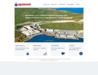 agroinvest.gr screenshot