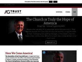 agtrust.org screenshot