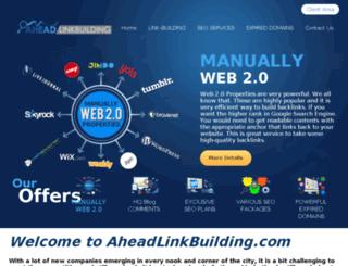ahead-services.com screenshot