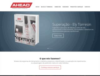 aheadbrasil.com.br screenshot