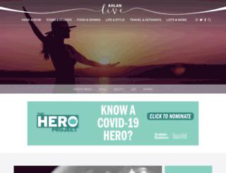 ahlanlive.com screenshot