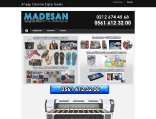 ahsap-uzerine-dijital-baski.firmam.biz.tr screenshot