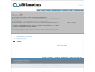 ai3m-consultants.com screenshot