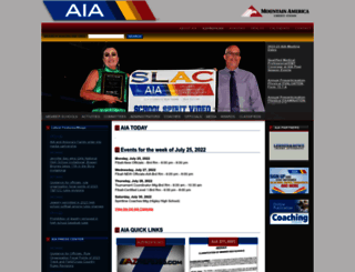 aiaonline.org screenshot