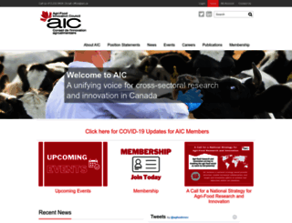 aic.ca screenshot