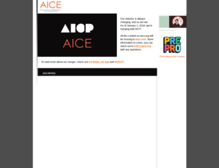 aice.org screenshot