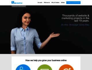 aicreative.com screenshot