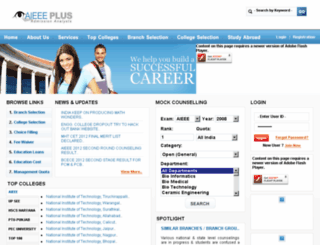 aieeeplus.com screenshot