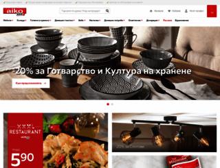 aiko-bg.com screenshot