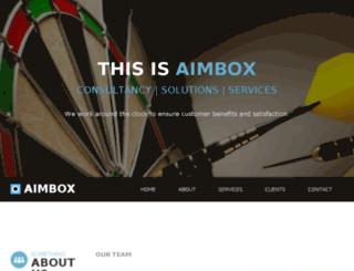 aimbox.in screenshot