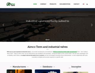 aimco-term.com screenshot