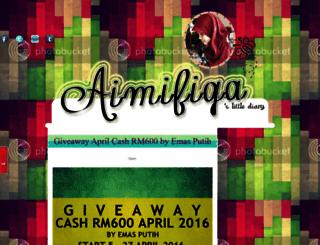aimifiqa.blogspot.com screenshot