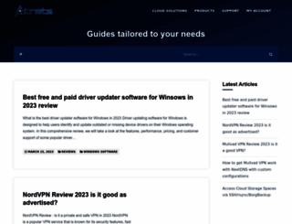 aionets.com screenshot