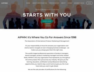aipmm.com screenshot