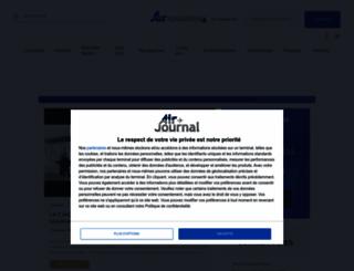 air-journal.fr screenshot