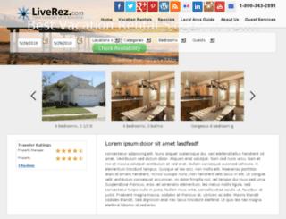 air.liverez.com screenshot
