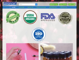 airance.com screenshot