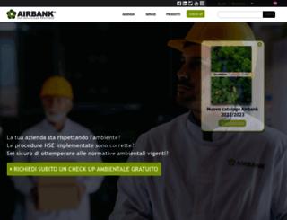 airbank.it screenshot