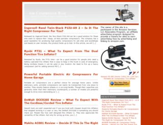 aircompressorbase.com screenshot