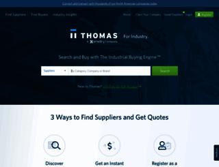 airdynamics.thomasnet.com screenshot