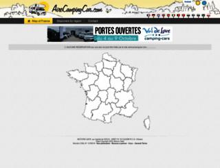 airecampingcar.com screenshot