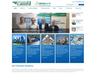 airepure.com.au screenshot