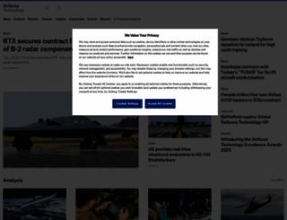 airforce-technology.com screenshot