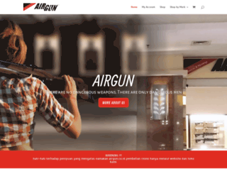airgun.co.id screenshot